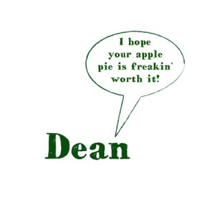 Dean's Quote
