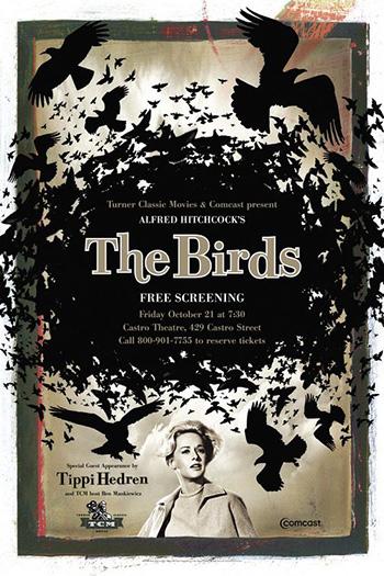 The Birds TCM