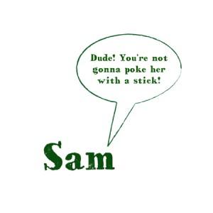 Sam's Quote
